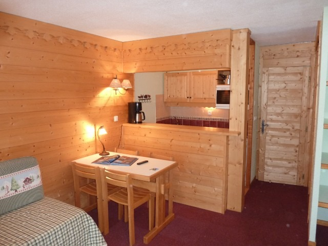 La Duit 2 pièces 5 lits / 2 rooms 5 beds DOUCY TARENTAISE
