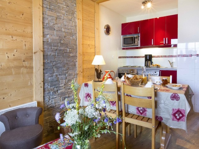 Le Sappey 4 pièces 8 lits / 4 rooms 8 beds DOUCY TARENTAISE